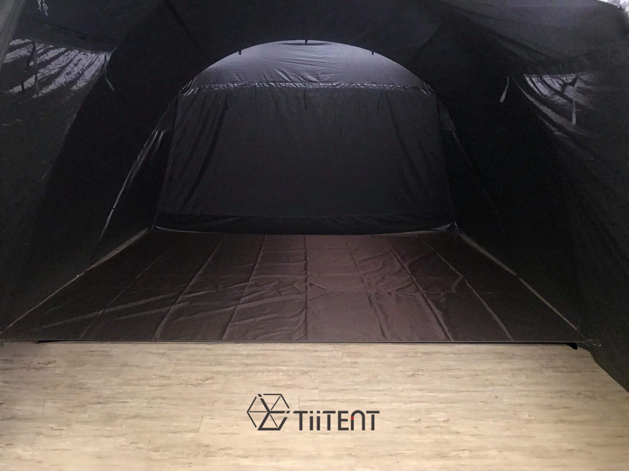 TiiTENT sunrise 隧道帳 內掛帳地布 / TY-TSR-FP