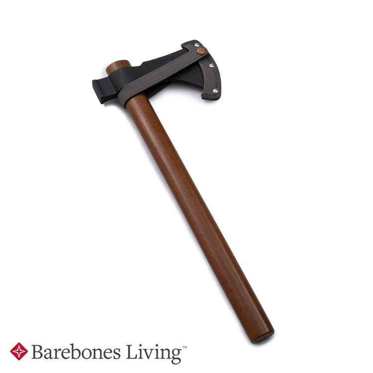 Barebones 日式鍛造斧頭 Field Hatchet (野營斧、砍柴、戶外野營) / HMS-2111