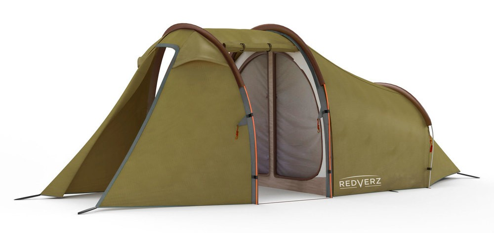Redverz Atacama冒險帳篷 雙人帳/RZG-TN3GN