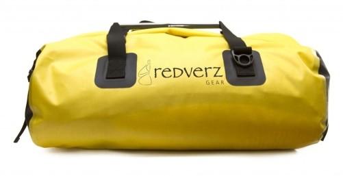 Redverz 50 Liter Dry Bag Yellow/Black
