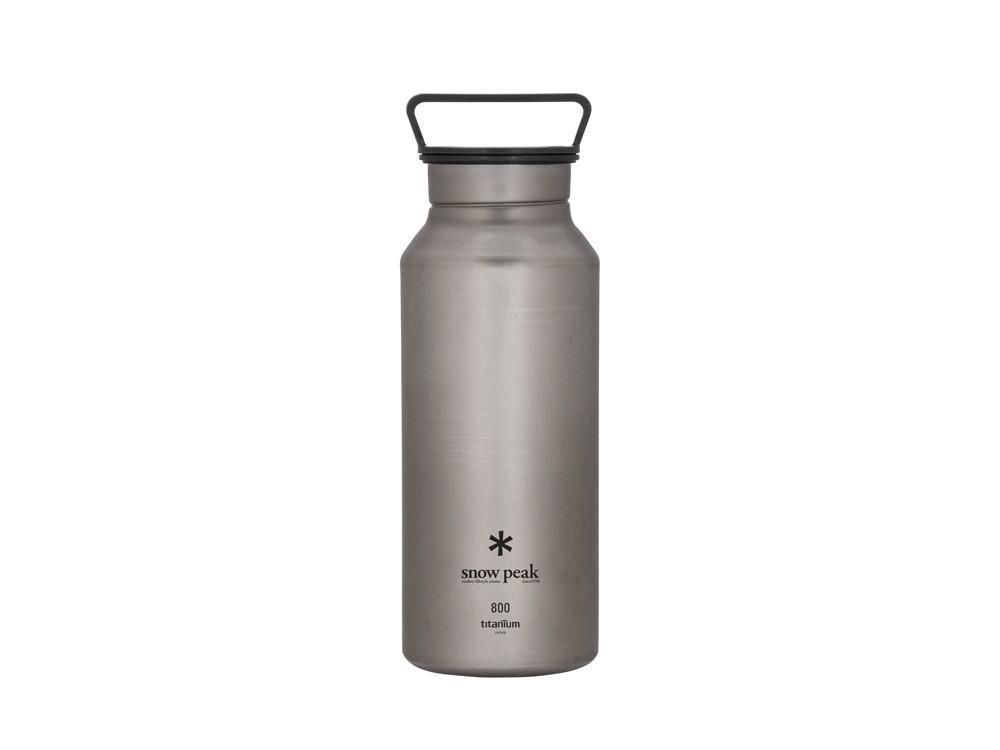 snowpeak 鈦金屬瓶800 / TW-800