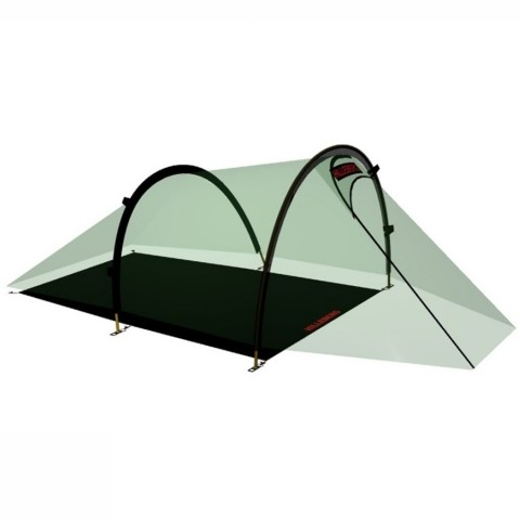 HILLEBERG 黃標 ANJAN 2 / ANJAN 2 GT 安哲 輕量二人帳篷專用地布 / BU-0217161