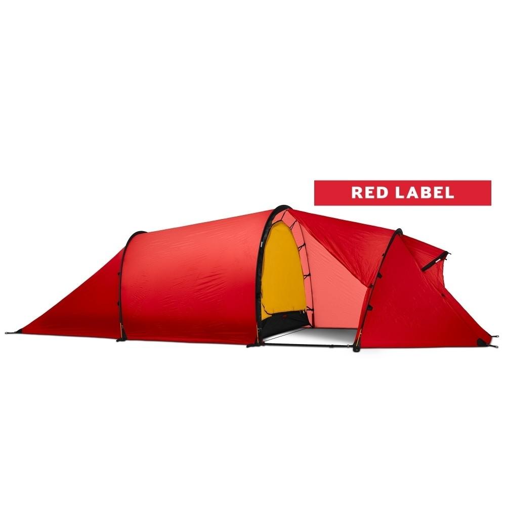 HILLEBERG 紅標 NALLO 2 GT 納洛 輕量二人帳篷 紅 / BU-013512