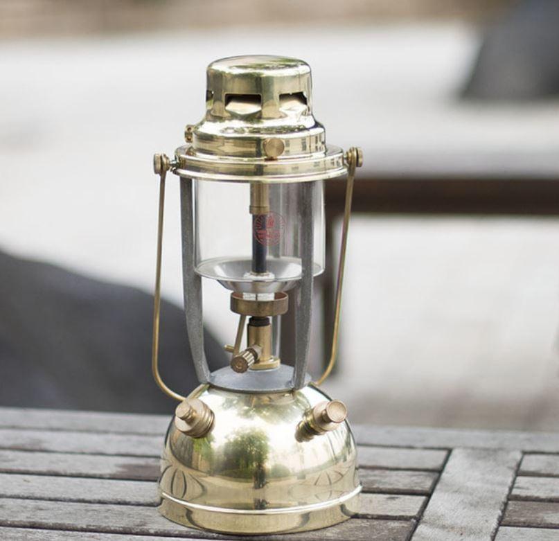 英國Vapalux 軍用氣化燈M320 古銅金 (不含燈帽) / M320-B