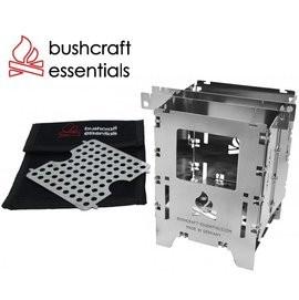 Bushcraft essentials 不鏽鋼口袋柴爐LF套裝組 口袋爐 Bushbox LF Set 德國製 BCE-042