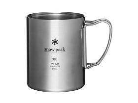 SNOWPEAK 不繡鋼登山杯 摺疊把 / MG-213