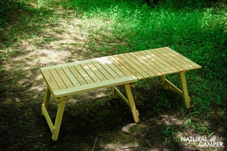 Natural Camper Lite Table (NCLT) 木桌
