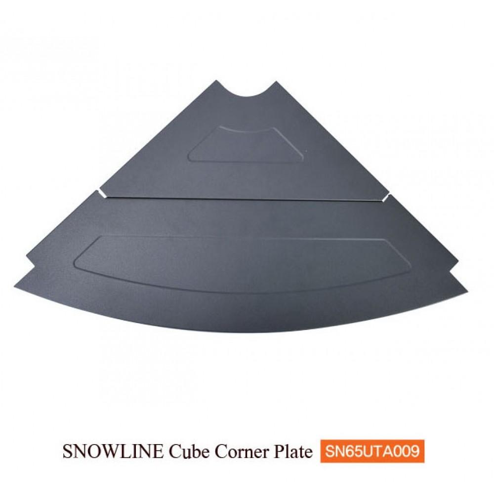 SNOWLINE CT酷必鋁板系統桌-轉角桌板/ SN65UTA009