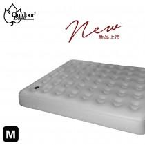 【OutdoorBase】歡樂時光充氣床-春眠系列 M號 (204x150x24cm) / OB-23786