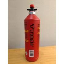 全新 瑞典 Trangia Fuel Bottle 燃料瓶 1L 大號 汽油 煤油 酒精