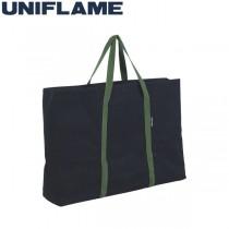 UNIFLAME 帆布收納袋 /卡式雙口爐提袋 裝備工具袋 戶外收納袋 / U683668