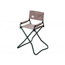 snowpeak 孩童折疊椅 灰色 / LV-073KGY