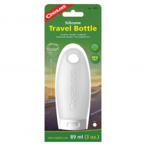 Coghlans Silicone Travel Bottles 矽膠旅行瓶罐 透明 / BU-1955