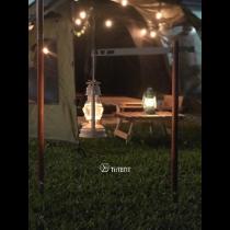 TiiTENT 九芎實木燈柱 210cm / TWLS-210