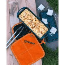 Petromax 方形皮革防燙鍋墊 (2入) Potholders / t300