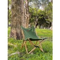 LUYING精裝加固版小蝴蝶椅(綠色) / LUY-B006B