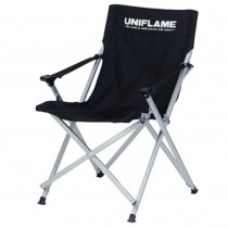 UNIFLAME休閒椅- 黑 / U680278