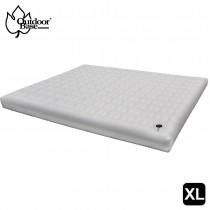 【Outdoorbase】198x290x22cm|頂級睡眠科技|無縫接合強韌支撐 歡樂時光充氣床墊-頂級系列 XL / OB-23762
