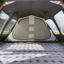【Outdoorbase】Skypainter 彩繪天空帳4D帳篷專用地布 / OB-23182