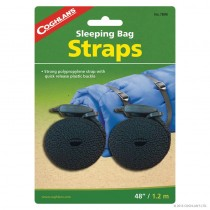 Coghlans Sleeping Bag Straps 睡袋綑綁帶 / BU-7890