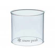 Snow Peak 玻璃燈罩-S / GP-002