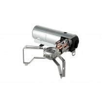 snowpeak 卡式瓦斯 登山爐-銀色 / GS-600SL