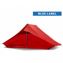 HILLEBERG 藍標 RAJD 雷德 輕量二人單層帳 紅 / BU-015212