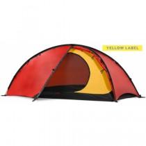 HILLEBERG 黃標 NIAK 尼亞客 輕量二人帳篷 紅 / BU-018012