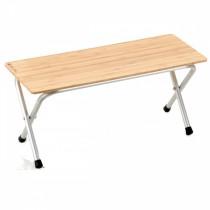 SNOW PEAK 折疊板凳-竹板標準 / LV-065T