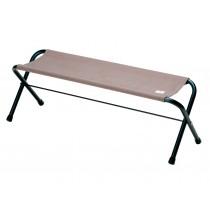 Snow Peak 摺疊板凳布椅 灰 / LV-071GY