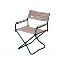 Snow Peak 摺疊椅-寬版灰 / LV-077GY