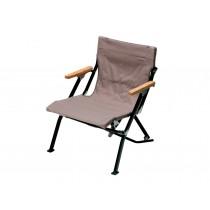 短版休閒椅30 灰色 /LV-093GY