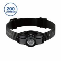 LED LENSER MH3 專業伸縮調焦頭燈 灰色 / BU-501597