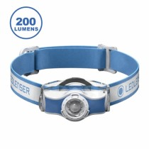 LED LENSER MH3 專業伸縮調焦頭燈 藍色 / BU-501594