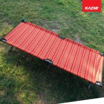 KAZMI 豪華版高承重行軍床(紅色) / 438851589