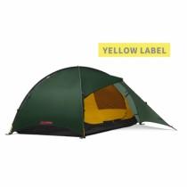 HILLEBERG 黃標 ROGEN 羅根 輕量二人帳篷 綠 / BU-017711