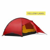 HILLEBERG 黃標 ROGEN 羅根 輕量二人帳篷 紅 / BU-017712