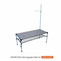 SNOWLINE CF酷必L6鋁板系統桌-6片長/ SN65UTA007