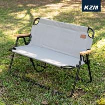 KAZMI KZM 素面雙人折疊椅 / 438859950